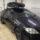 Фото тонировки задней полусферы Nissan